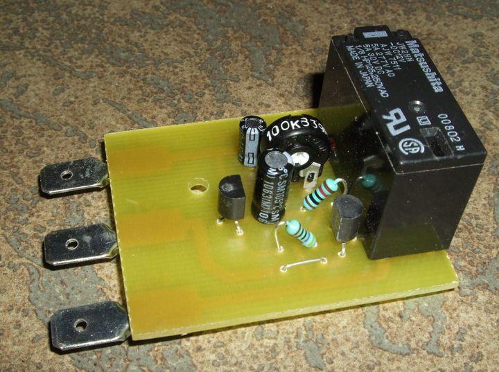 Müller Electronics - Tervezés Gyártás Javítás - LED-es irányjelző  villogtató relé b73ff5c5aa